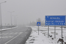 Bingöl'de kuvvetli kar yağışı 5 günün hava tahmini
