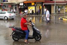 Kilis'te hava çok kötü meteorolojiden alarm geldi