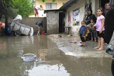Osmaniye'de hava çok kötü meteorolojiden alarm geldi