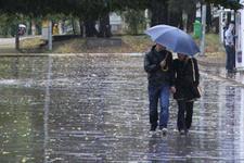 Kahramanmaraş'ta hava çok kötü meteorolojiden alarm geldi