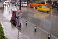 Malatya'da hava çok kötü meteorolojiden alarm geldi