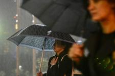 Elazığ'da hava çok kötü meteorolojiden alarm geldi