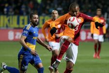 Galatasaray Bucaspor maçı fotoğrafları