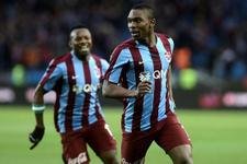 Trabzonspor'da Fabian Castillo şoku