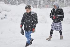 Karne günü 6 şehirde kar tatili!