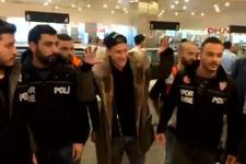 Beşiktaş'ın yeni transferine kavuştu