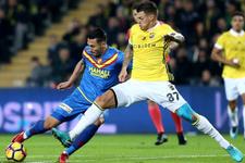 Fenerbahçe-Göztepe maçı golleri ve geniş özeti
