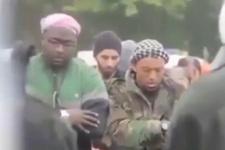 Rapçi IŞİD militanı öldü