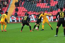 Eskişehirspor ikinci yarıya kötü başladı