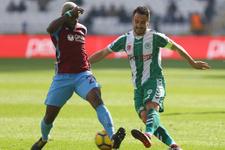 Konyaspor Trabzonspor maçı golleri ve geniş özeti