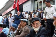 Emekliye iki farklı zamlı maaş