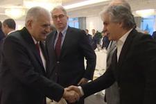 Başbakan medya temsilcilerine 'Zeytin Dalı'nı anlattı