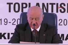 Bahçeli'den Afrin için 'hilal şeklinde güvenlik kuşağı' önerisi
