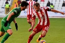 Sivasspor Akhisarspor maçı golleri ve sonucu