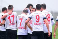 Ümraniyespor gol oldu yağdı