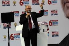 Başbakan Yıldırım harekatı o karikatürle anlattı!
