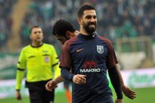 Arda Turan golle döndü! Başakşehir kaldığı yerden...
