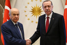 Cumhurbaşkanı Erdoğan'dan Bahçeli'ye telefon
