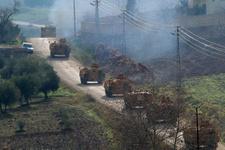 Afrin harekatı son dakika... PKK/PYD geri çekiliyor