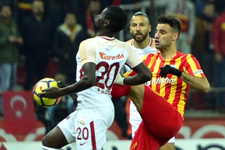 Kayserispor - Galatasaray maçı golleri ve geniş özeti