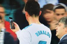 Cristiano Ronaldo kanlar içinde kaldı
