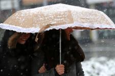 Karaman kar bastırdı son hava raporu