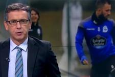 Deportivo La Coruna forması giyen Emre Çolak hocası tarafından antrenmandan kovuldu