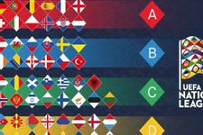 Türkiye'nin UEFA Uluslar Ligi'ndeki rakipleri