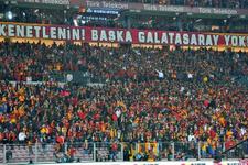Galatasaray taraftarından sezonun rekoru için hazırlık