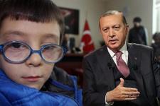 'Duy sesimizi' diye mektup yazdı Erdoğan kayıtsız kalamadı