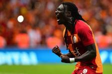 Gomis'ten Galatasaray'a müjdeli haber