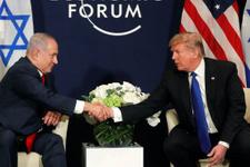 Trump'tan Filistin'e Kudüs şantajı!