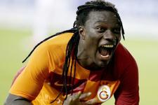Galatasaray'a Gomis'ten iyi haber