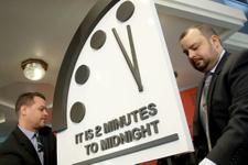 Dünyanın sonuna 2 dakika kaldı! Kıyamet saati ileri alındı