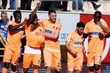Alanyaspor Bursaspor maçı sonucu ve özeti
