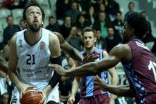 Beşiktaş'tan Trabzonspor'a darbe