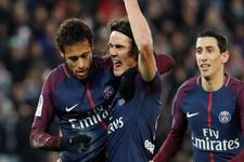 Paris Saint-Germain farklı kazandı