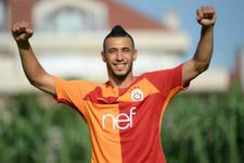 Galatasaray'da Belhanda da yolcu!