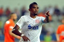 Samuel Eto'o için sürpriz transfer iddiası