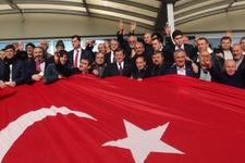 Ahmet Davutoğlu Silivri'ye gitti