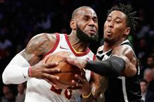 Cavaliers Pistons'ı son çeyrekte devirdi