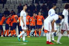 Medipol Başakşehir Kardemir Karabükspor maçı sonucu ve özeti