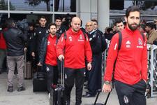 Beşiktaş'ın kamp kadrosu belli oldu