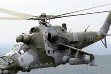 Rus helikopteri düştü: Pilotlar öldü