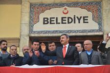 Çorum AK Parti belediye Başkanı istifa etti açıklaması bomba!