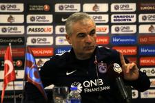 Trabzonspor'da Rıza Çalımbay farkı
