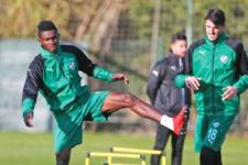 Kofi Bursaspor'dan Giresunspor'a gitti