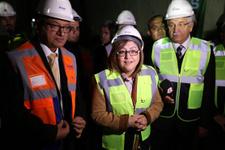 Gaziantep Büyükşehir Belediye Başkanı Fatma Şahin'den 2018'in ilk müjdesi
