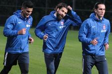 Trabzonspor'un Antalya kampı başladı!