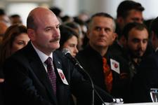 Süleyman Soylu Fethi Sekin'i anma töreninde konuştu
